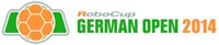 RoboCup German Open Logo